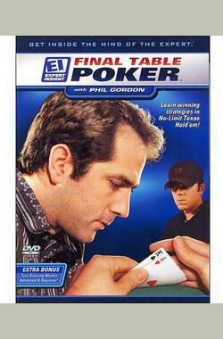 Expert Insight: Final Table Poker (2005)