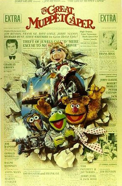 布偶的玩意 The Great Muppet Caper (1981)