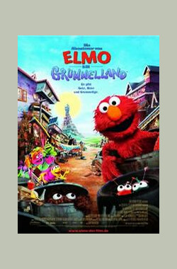 艾莫奇遇记 The Adventures of Elmo in Grouchland (1999)