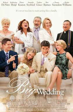 盛大婚礼 The Big Wedding (2013)