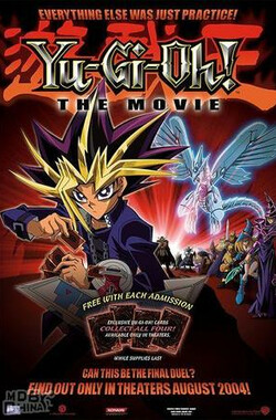 游戏王剧场版-光之金字塔 Yu-Gi-Oh! The Movie: Pyramid of Light (2004)
