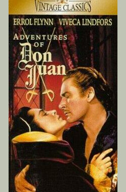 剑侠唐璜 Adventures of Don Juan (1948)
