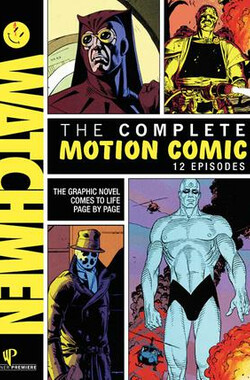 守望者:动态漫画 Watchmen: The Complete Motion Comic (2009)