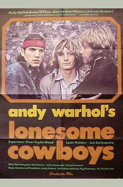 寂寞牛仔 Lonesome Cowboys (1968)