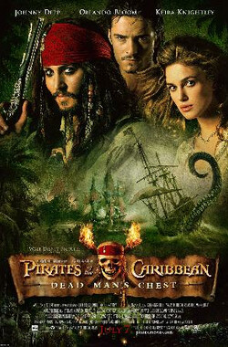 加勒比海盗2:聚魂棺 Pirates of the Caribbean: Dead Man's Chest (2006)
