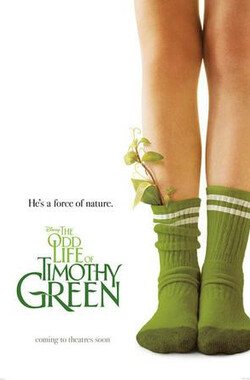 蒂莫西的奇异生活 The Odd Life of Timothy Green (2012)