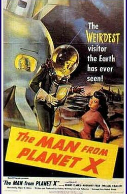 X星来客 The Man from Planet X (1951)