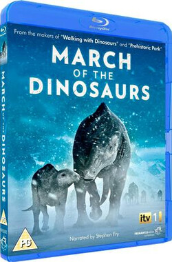 恐龙的行军 March of the Dinosaurs