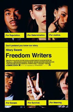 自由作家 Freedom Writers (2007)