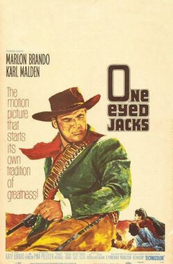 独眼龙 One-Eyed Jacks (1961)
