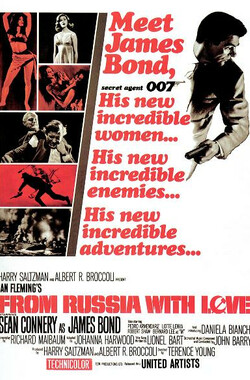 007之俄罗斯之恋 From Russia with Love (1963)