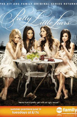 美少女的谎言 第二季 Pretty Little Liars Season 2 (2011)