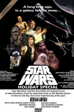 星球大战节日特别版 The Star Wars Holiday Special (TV) (1978)