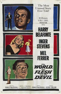 世界,众生和恶魔 The World, the Flesh and the Devil (1959)
