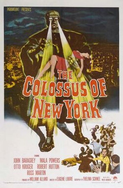 纽约巨人 The Colossus of New York (1959)