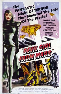 火星女魔 Devil Girl From Mars (1955)