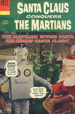 圣诞老人征服火星人 Santa Claus Conquers the Martians (1964)