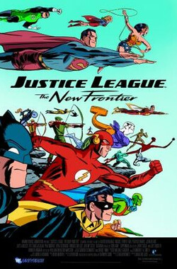 正义联盟:新的边际 Justice League: The New Frontier (2008)