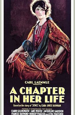 A Chapter in Her Life (1923)