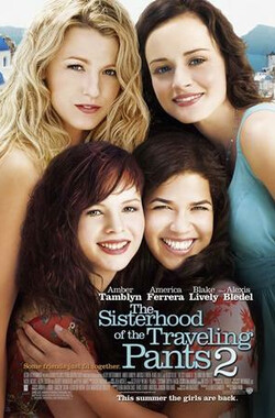 牛仔裤的夏天2 The Sisterhood of the Traveling Pants 2 (2008)