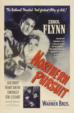 北方追击 Northern Pursuit (1943)