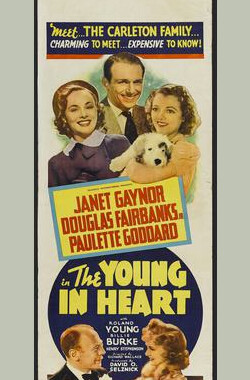 年轻的心 The Young in Heart (1938)