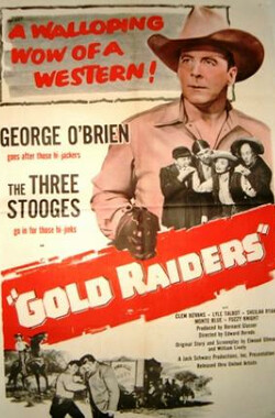 Gold Raiders (1951)