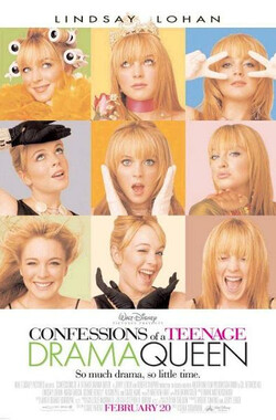 青春舞会皇后 Confessions of a Teenage Drama Queen (2004)