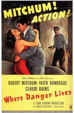 险情 Where Danger Lives (1950)
