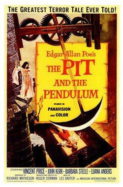 陷坑与钟摆 Pit and the Pendulum (1961)