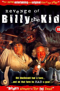 比利的复仇 Revenge of Billy the Kid (1992)
