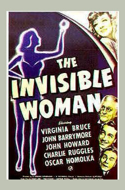 隐身女人 The Invisible Woman (1941)