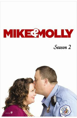 迈克和茉莉 第二季 Mike & Molly Season 2 (2011)
