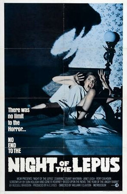 魔兔之夜 Night of the Lepus (1972)