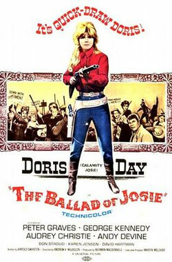 牧女战牛郎 The Ballad of Josie (1967)