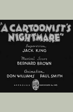 A Cartoonist's Nightmare (1935)