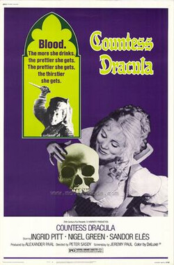 血腥佳人 Countess Dracula (1971)