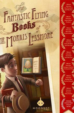 神奇飞书 The Fantastic Flying Books of Mr. Morris Lessmore (2011)