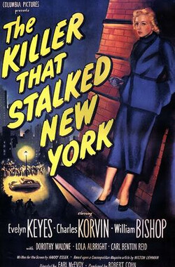 桃花泣血 The Killer That Stalked New York (1950)