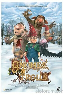 矮人和巨人之秘密房间 Gnomes and Trolls: The Secret Chamber (2008)