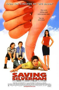 抢救疑情大兵 Saving Silverman (2001)