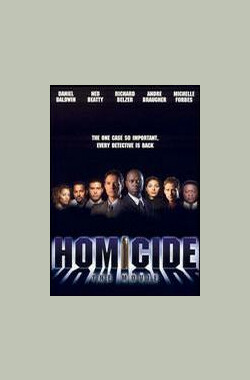 法理情的春天 Homicide: The Movie (TV) (2000)