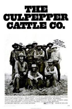 牛仔路漫漫 The Culpepper Cattle Co. (1972)