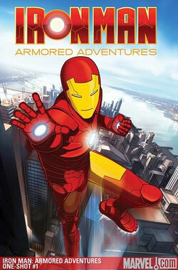 钢铁侠:装甲冒险 Iron Man: Armored Adventures (2008)