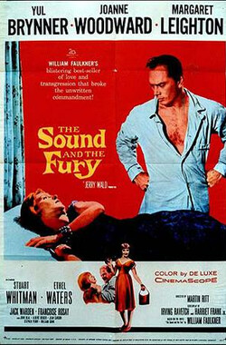 喧哗与骚动 The Sound and the Fury (1959)