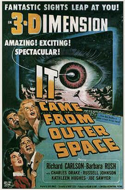 宇宙访客 It Came From Outer Space (1953)