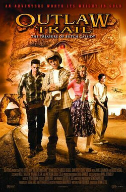 秘境追踪 Outlaw Trail: The Treasure of Butch Cassidy