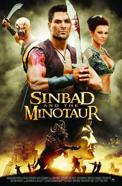 辛巴达与牛头怪 Sinbad and the Minotaur (2010)