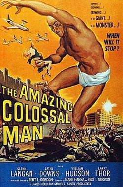 惊天50尺男巨人 The Amazing Colossal Man (1957)