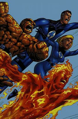 新神奇四侠 The Fantastic Four (2015)